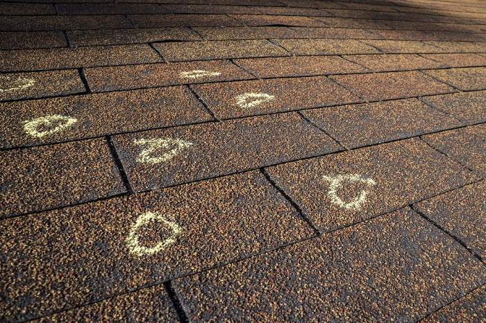 How to Inspect a Roof for Hail Damage